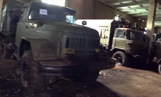 Военные гаражи-призраки из СССР, которые не открывали 40 лет