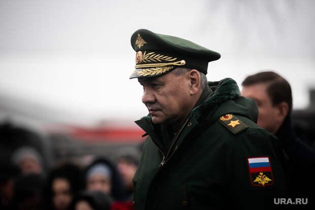 Шойгу заявил, что Россия готова спасти Таджикистан