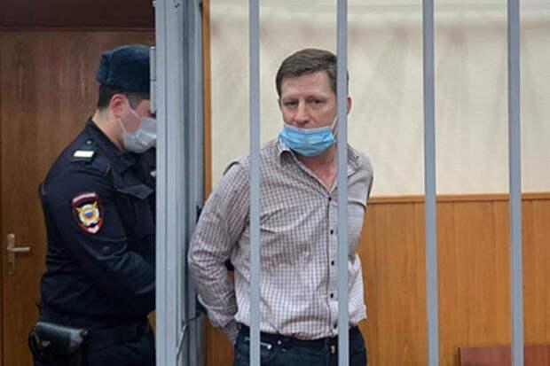 Обвиняемого в организации убийств Фургала госпитализировали
