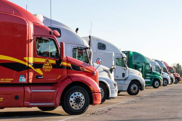 Транзитная отрасль Литвы растеряла дальнобойщиков