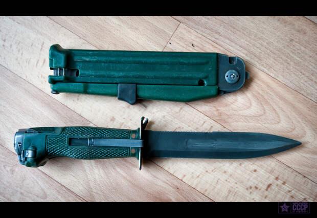 Нож разведчика: история боевого ножа