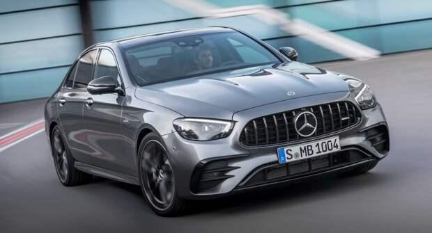 Качество, проверенное временем: Mercedes-Benz E-класс