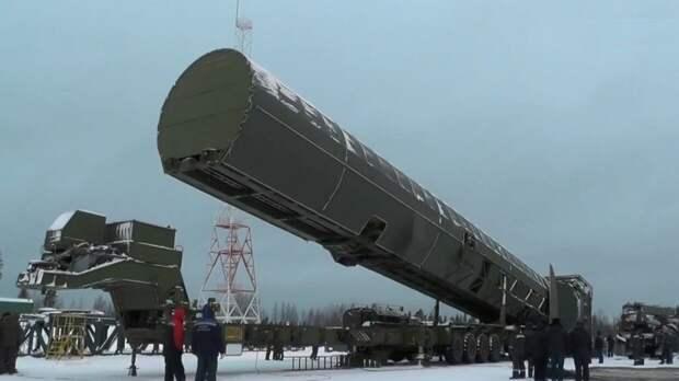 """Аналитик из Индии рассказал, чем российская """"Сатана-2"""" опасна для США"""
