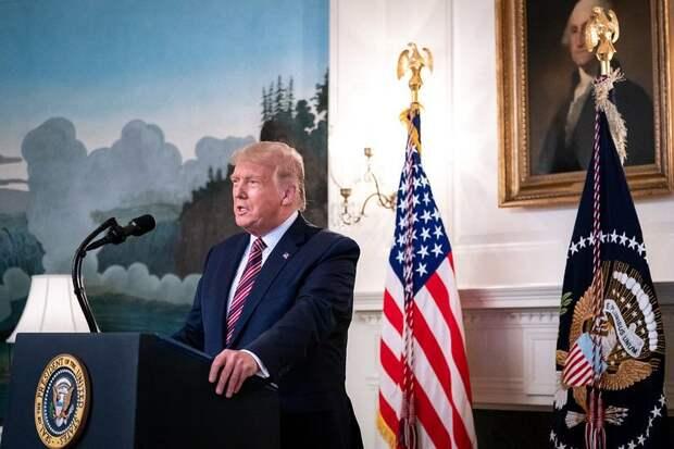 В США перехватили посылку с ядом рицином, адресованную Трампу