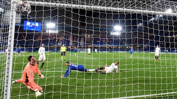 Маунт стал вторым англичанином с 2008 года, забившим за «Челси» в полуфинале ЛЧ