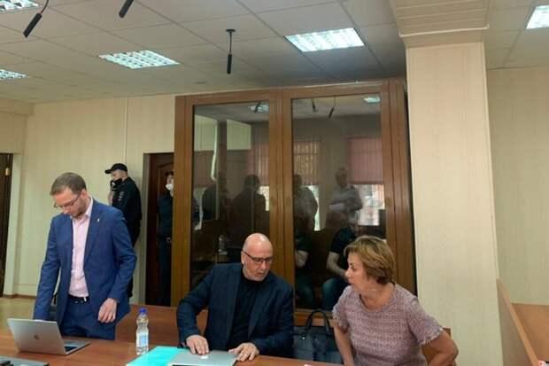 Прокуратура попросила наказание для фигурантов дела о перестрелке в «Око»