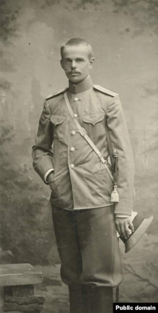 Барон Унгерн в годы Первой мировой войны