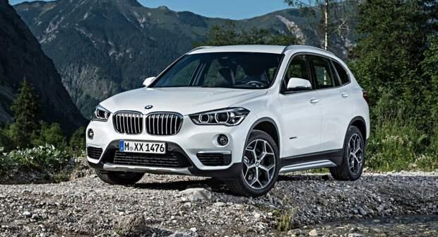 BMW X1: Плановое обновление модели