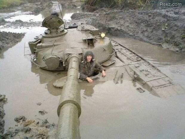 Кто в армии служил, тот в цирке больше не смеётся!