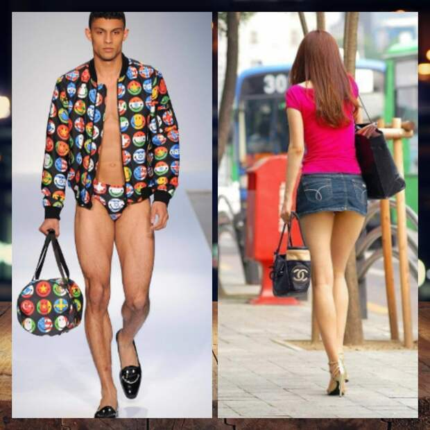 6 типов личности. Как узнать о характере человека по его одежде.