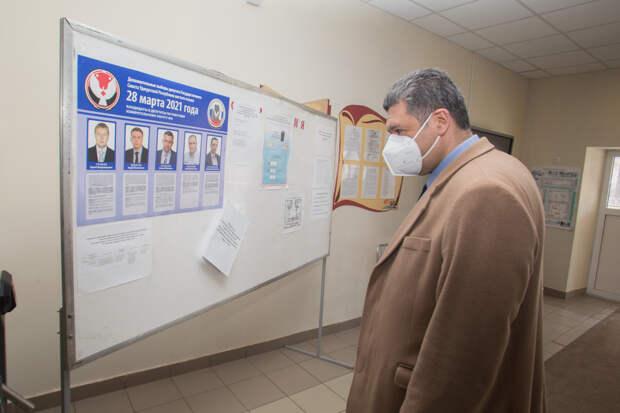 Общественные наблюдатели работают на довыборах в Госсовет Удмуртии