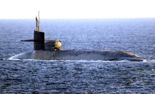 MW: Иранская ПВО не справится с огневой мощью американской подлодки «Огайо»