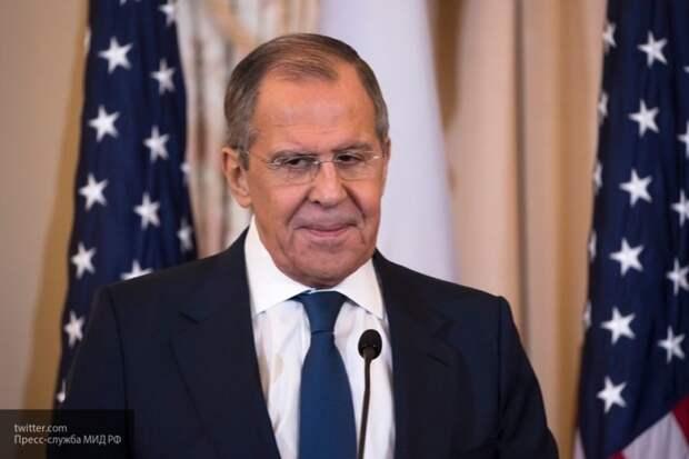 Госдеп США анонсировал личную встречу Лаврова и Блинкена