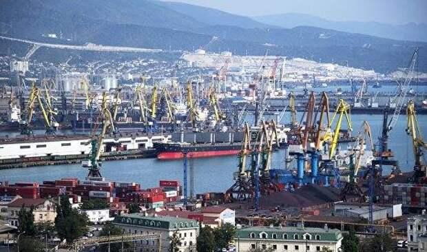 Профицит внешней торговли России в первом квартале снизился на 19%