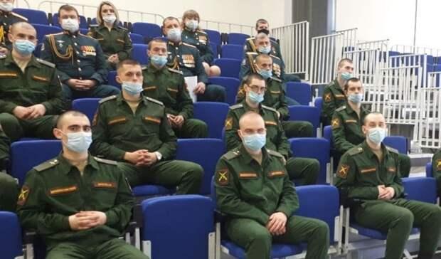 На«Самбекских высотах» будут принимать присягу призывники вРостовской области