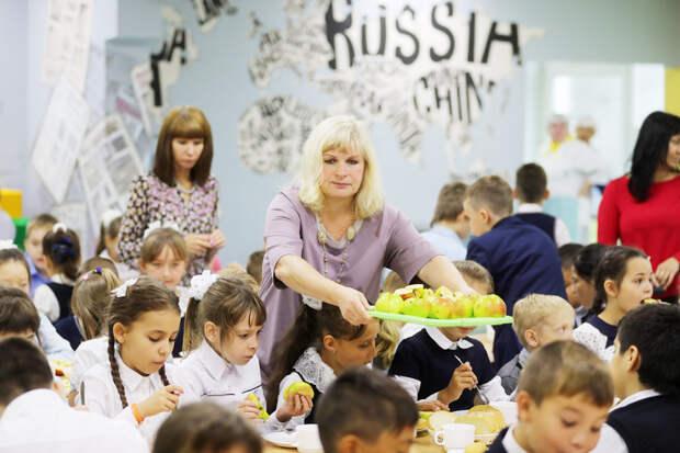 Родители смогут проверять состояние школьных столовых
