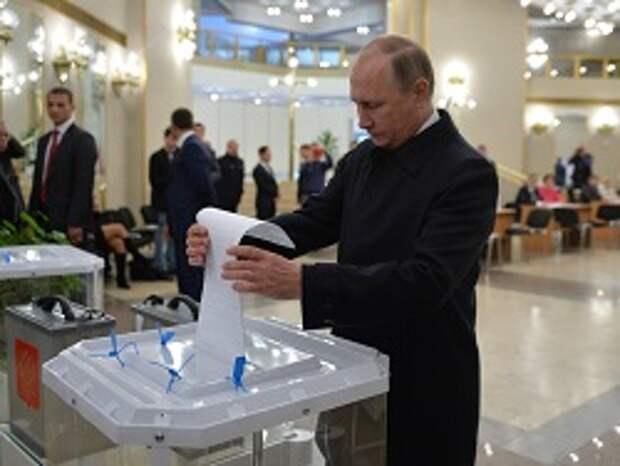 А голосовать он собирается? Путин загадал загадку политологам