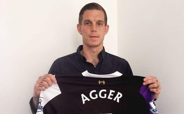 Экс-игрок «Ливерпуля» Аггер отреагировал на информацию о своем «задержании» на протестах в Москве