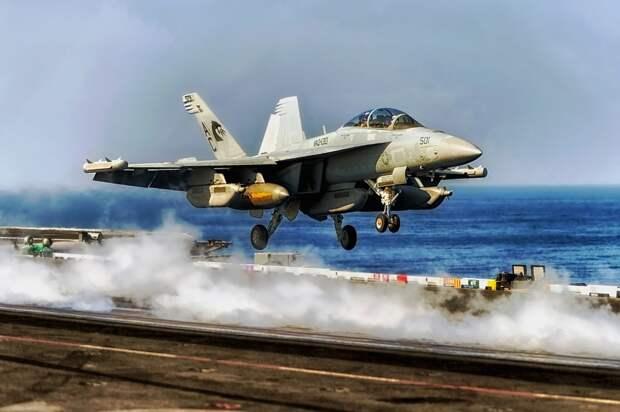 США поставили под угрозу существование собственных авианосцев
