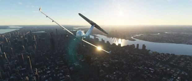 ✈️ 5 фактов о Microsoft Flight Simulator — одной из самых обсуждаемых игр года