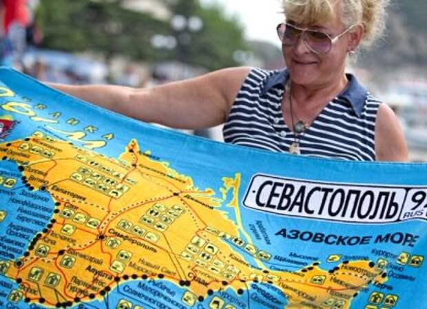 На Украине пообещали выдворить россиян из Крыма