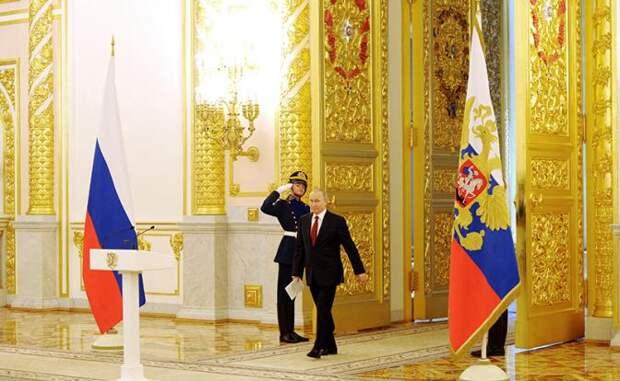 Путину осталось править 9 лет?Почему не удаются попытки США по смене власти в России