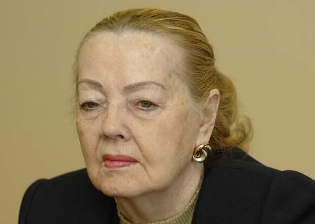 Умерла Ирина Моисеева, заслуженная артистка РСФСР