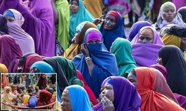 Шаг назад: вСомали собираются узаконить детские браки