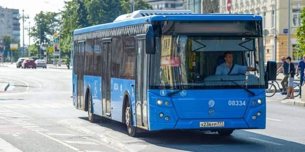 С 16 мая изменится несколько автобусных маршрутов в районе