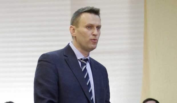 Юрист назвал законным требование ФСИН о реальном сроке для Навального