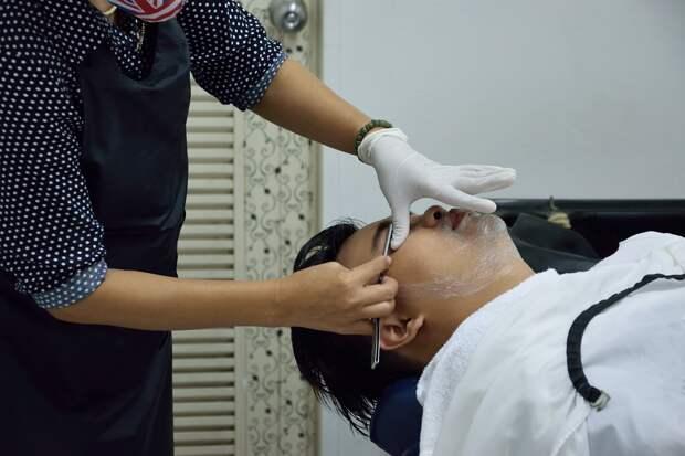 Японские бизнесмены стали чаще ходить в салоны красоты во время пандемии