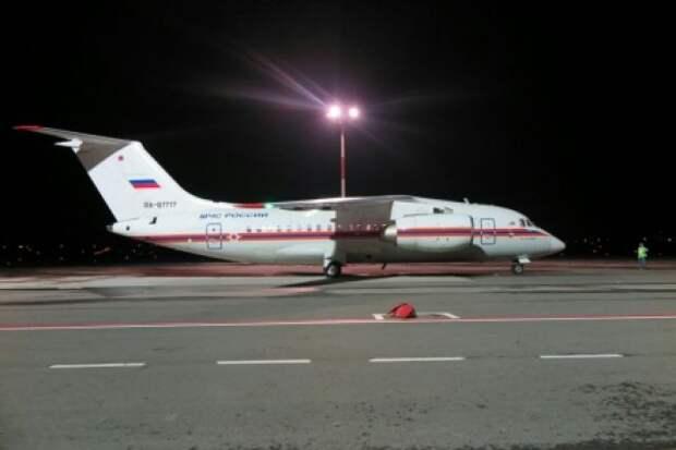Из Каира в Москву вылетел спецборт МЧС с покинувшими сектор Газа россиянами