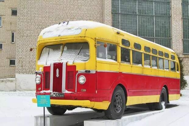 ЗИС-155. Автобус – рекордсмен из Сумской области