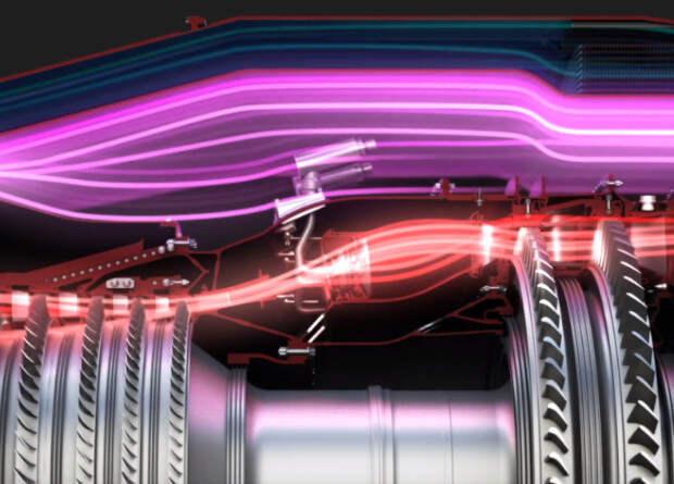 Завершилось техническое проектирование адаптивного реактивного двигателя