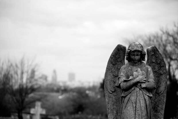 Призраки и зловещие истории Ваганьковского кладбища