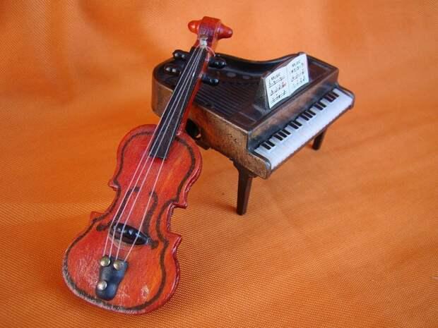 Музыкальные инструменты / pixabay.com