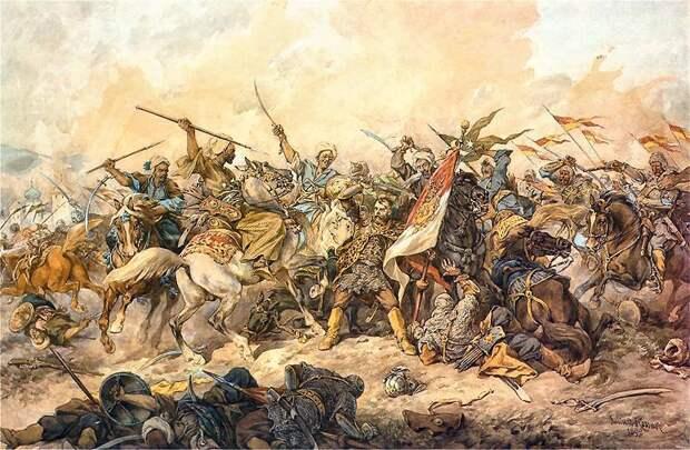 Хотинская война, или Как поляки с османами Молдавское княжество не поделили