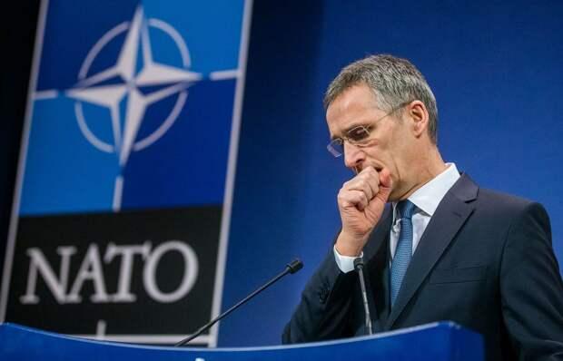 НАТО рассыпется без конфликта в Донбассе – эксперт