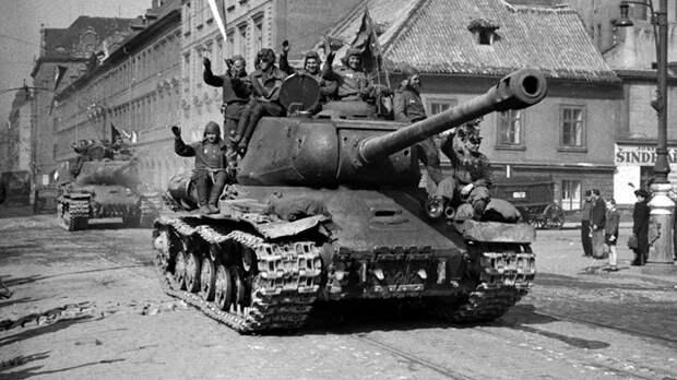 Прага 1945