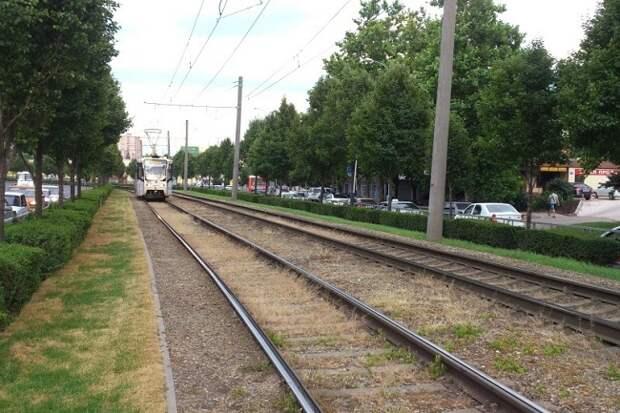 В Краснодаре временно поменяются маршруты четырех трамваев