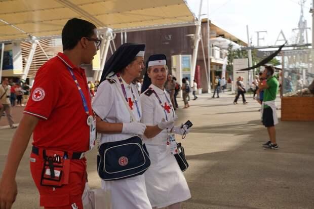 Сегодня отмечается Всемирный день Красного Креста и Красного Полумесяца