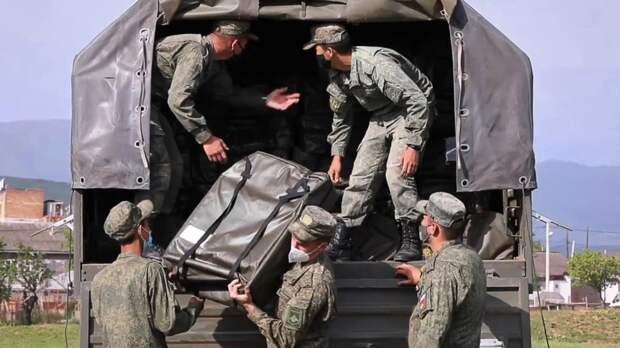 Суд отказал матери погибшего солдата в иске к Минобороны в Хакасии