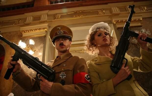 Гитлер капут! интересное, кино, худшие фильмы