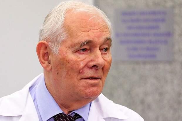 Леонид Рошаль: Состояние детей, которых привезли из Казани, крайне тяжёлое. Надеюсь на благоприятные перспективы