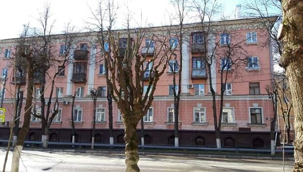 Обрезку деревьев в Подольске продолжат после окончания самоизоляции