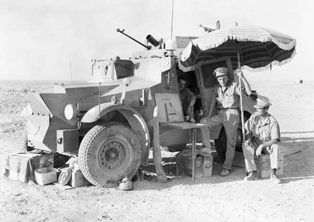Итальянское вторжение в Сомали и Египет