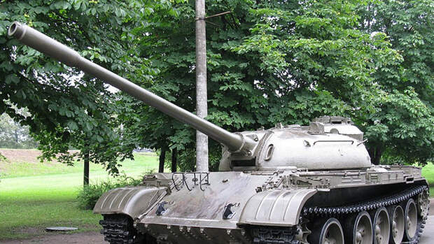 Советские танки признаны самыми массовыми бронемашинами в мире