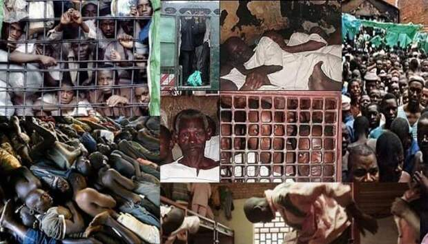 Самые жестокие тюрьмы в мире, попасть равносильно смерти (10 фото)