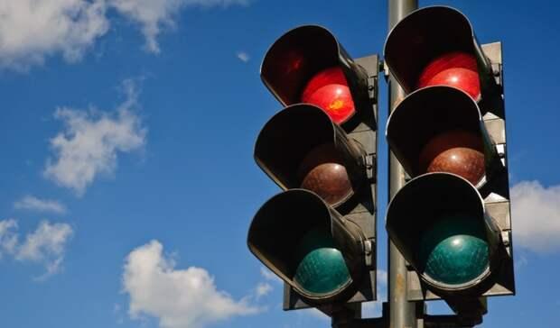 Глава Ижевска: на светофоры существует очередность