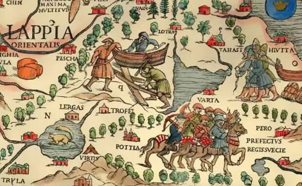 Жалоба норвежцев на набеги новгородцев.